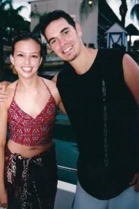 Jessica and Tim!