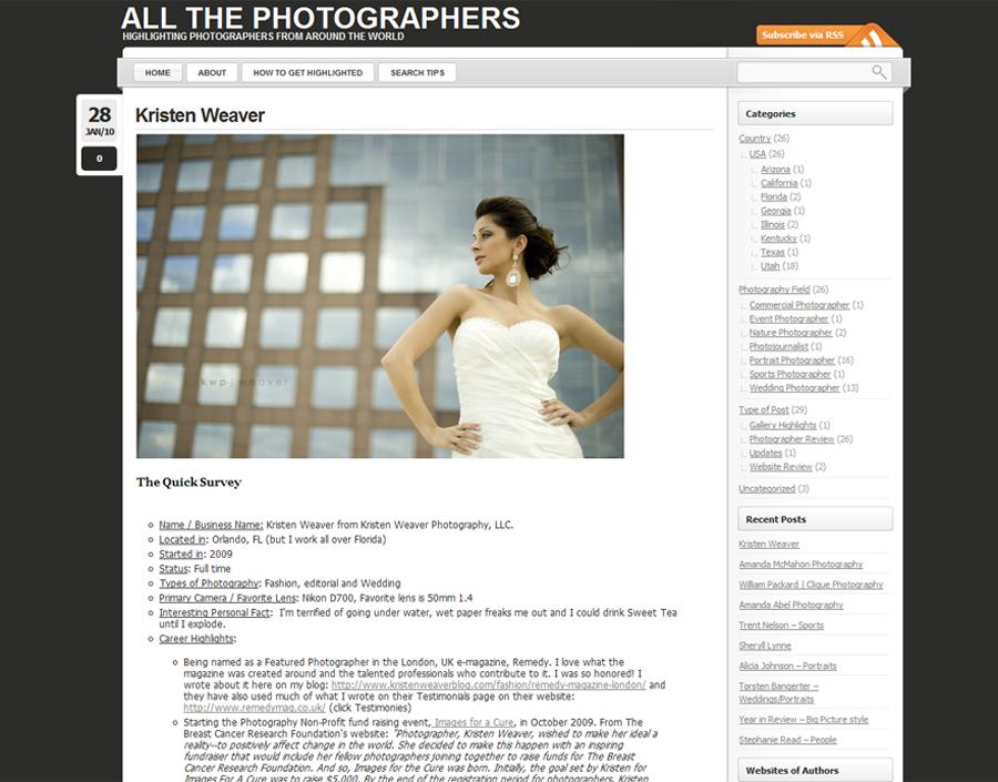 allthephotographers