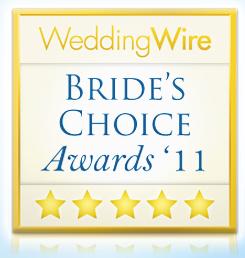 WeddingWire Brides Choice 2011