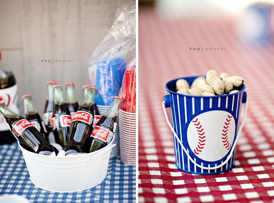 Chicago Cubs Themed First Birthday