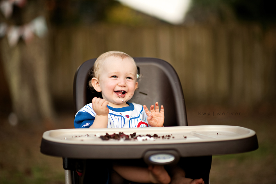 Luke | First Birthday | family  | Photography