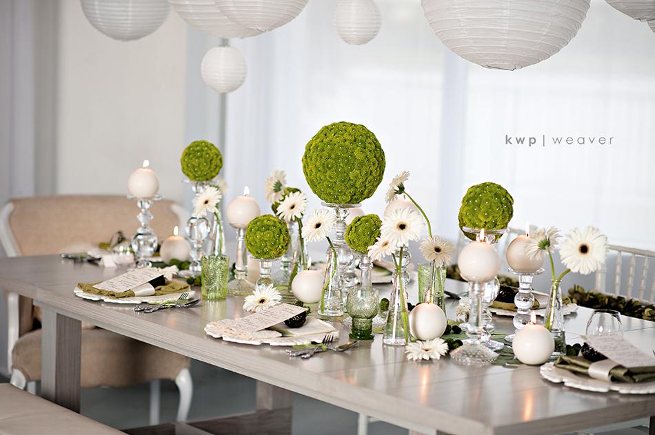 Wedding Inspiration Green Orlando Wedding Photographer