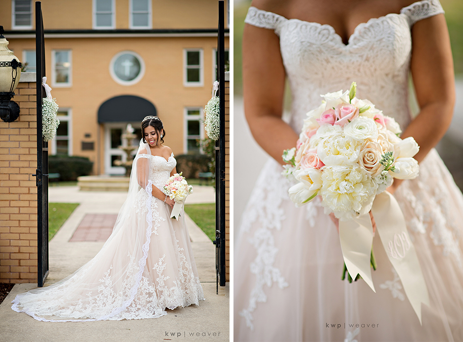 Allure Romance bridal gown