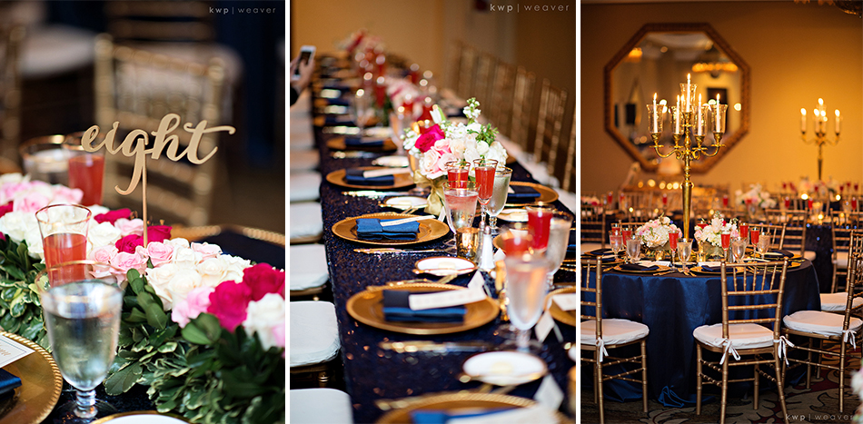 casa monica hotel wedding reception