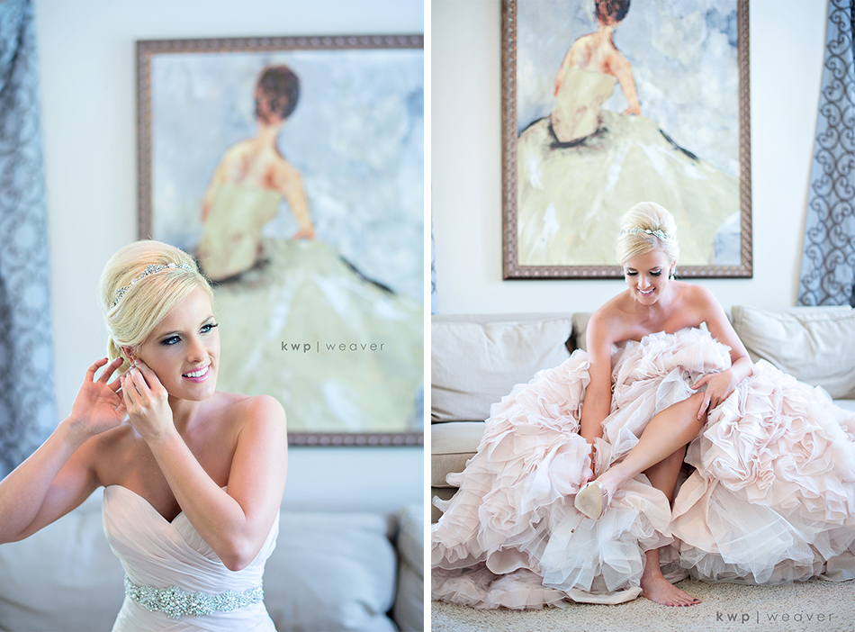 Allure Bridal dress