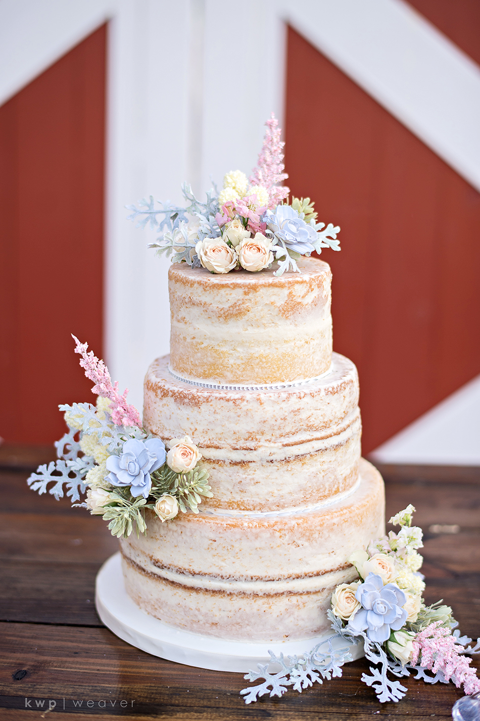 How Much Wedding Cake For  Guests