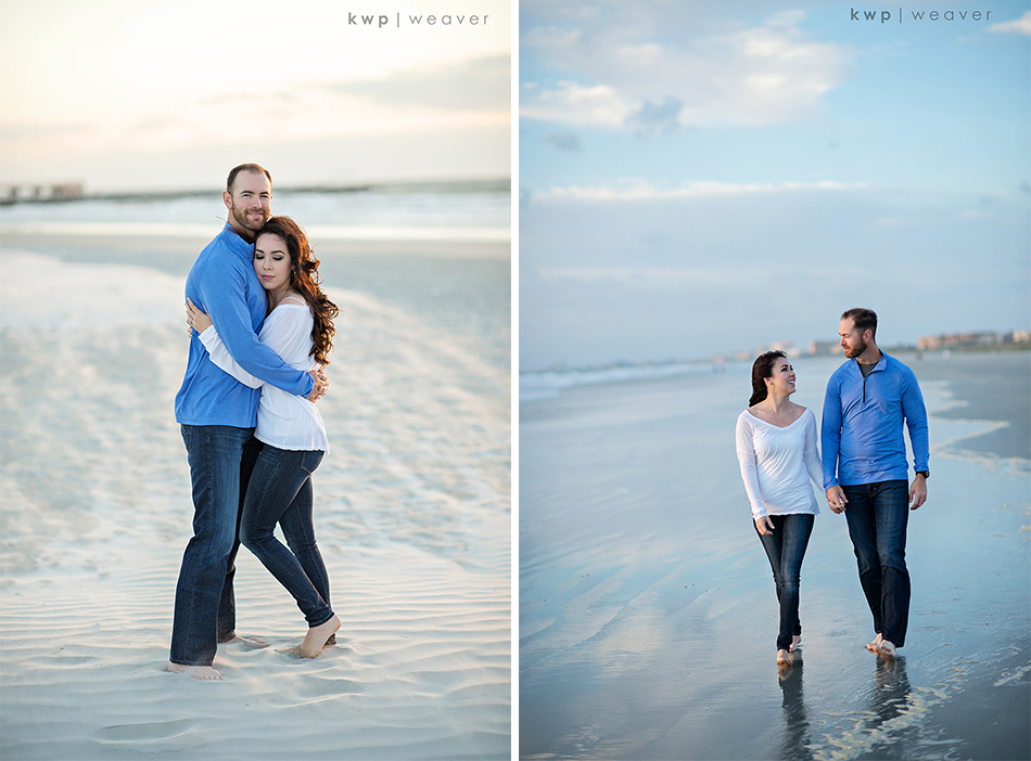 Jetty Park Engagement