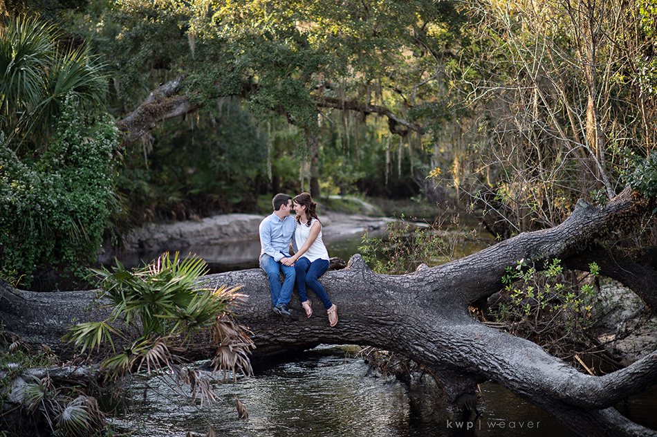 Oviedo engagement photography