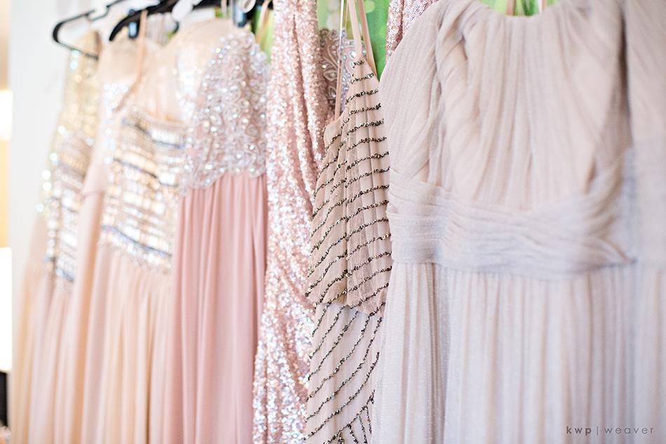 mix match bridesmaids dresses