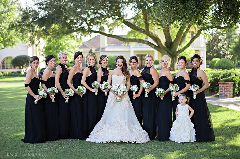 amsale bridesmaid gowns