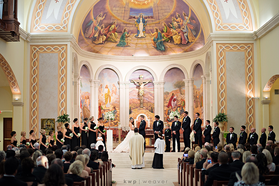 st. james cathedral wedding