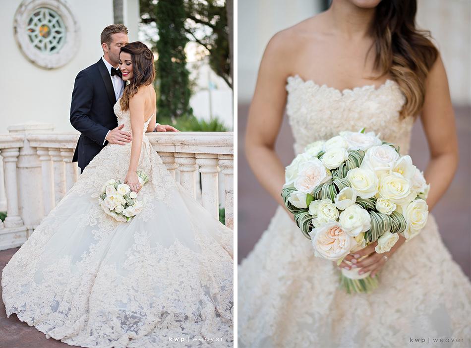 romona keveza wedding gown