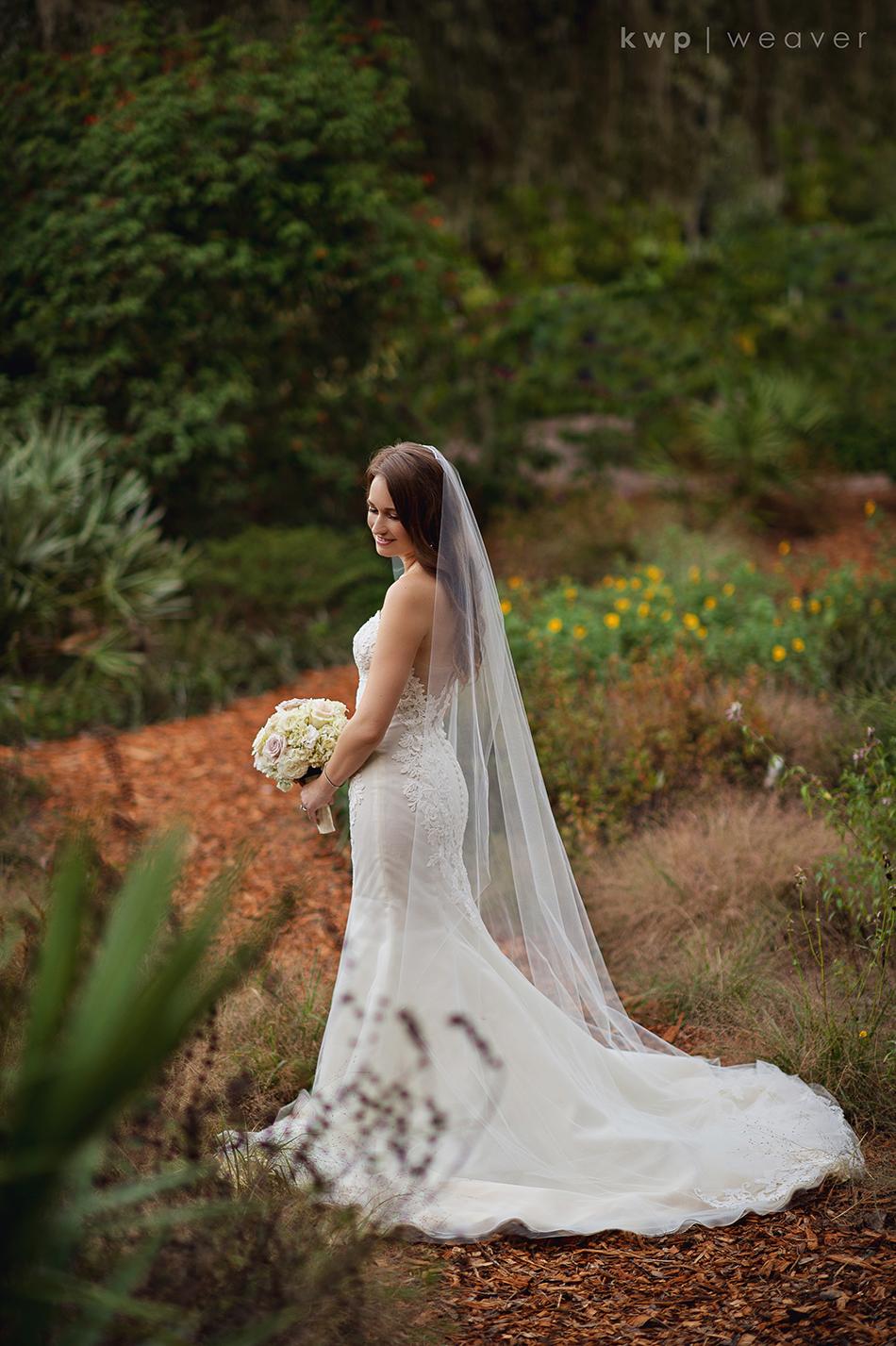 Orlando Bridal Portrait
