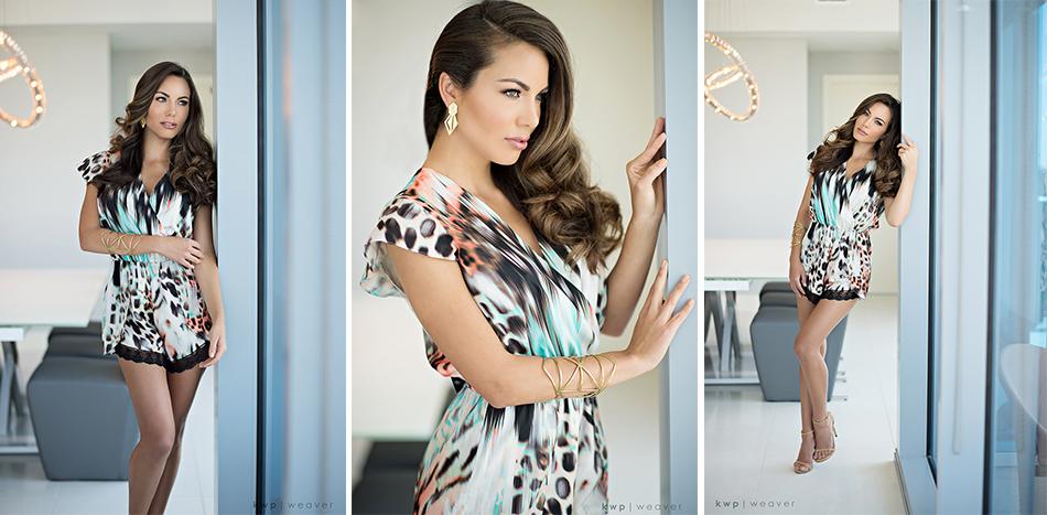 model fashion photography