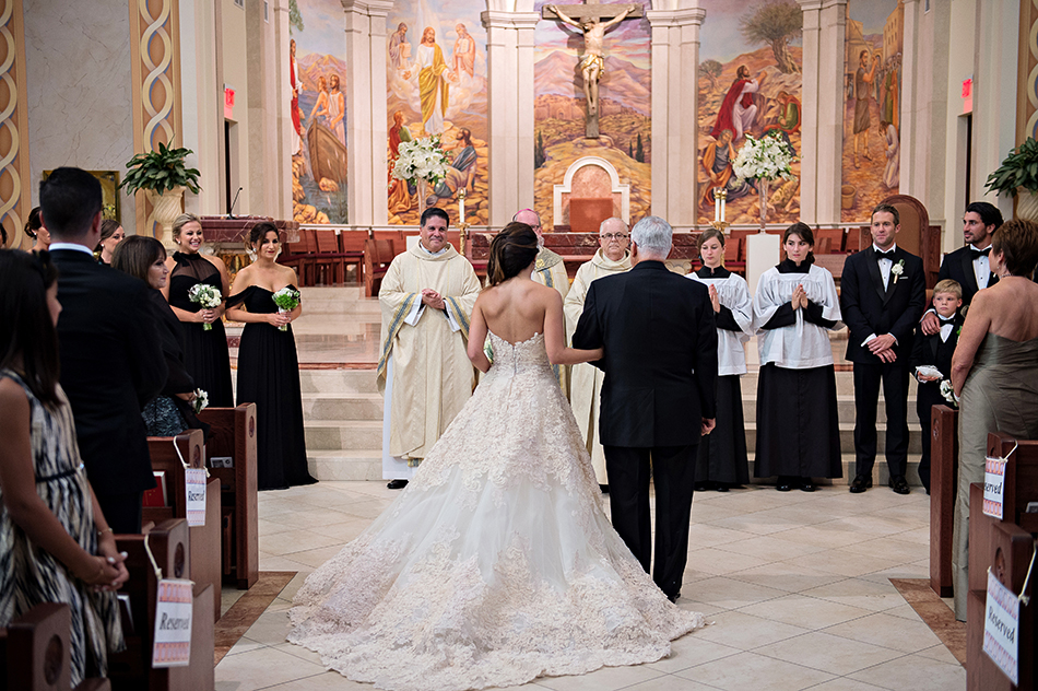 catholic wedding