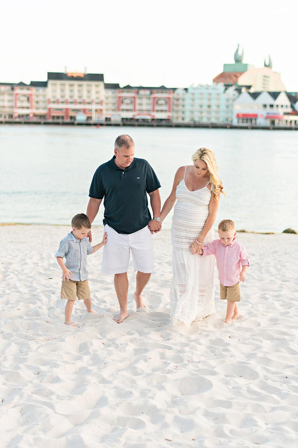 disney s boardwalk the brink family   orlando wedding