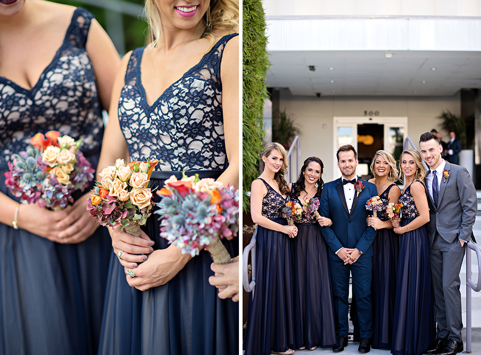 Mori Lee bridesmaid gown