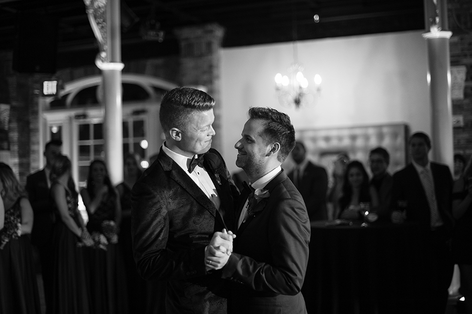 same sex marriage first dance