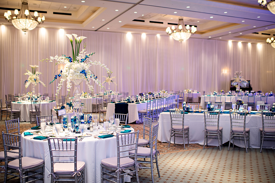 reunion resort wedding reception space