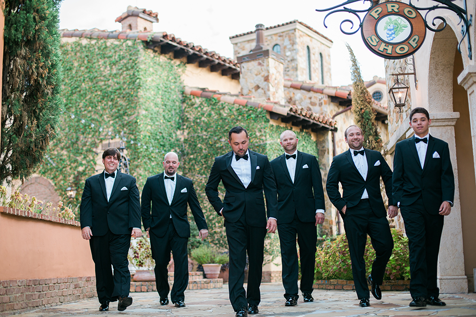 groomsmen bella collina