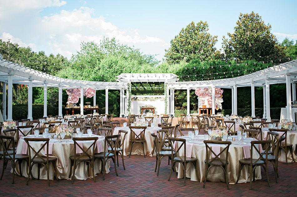 cypress grove estate reception