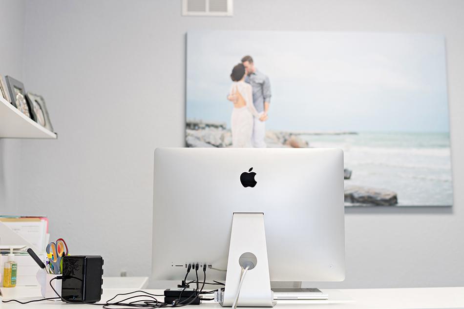 studio office space decor