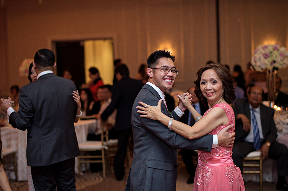 mother of the bride dancing
