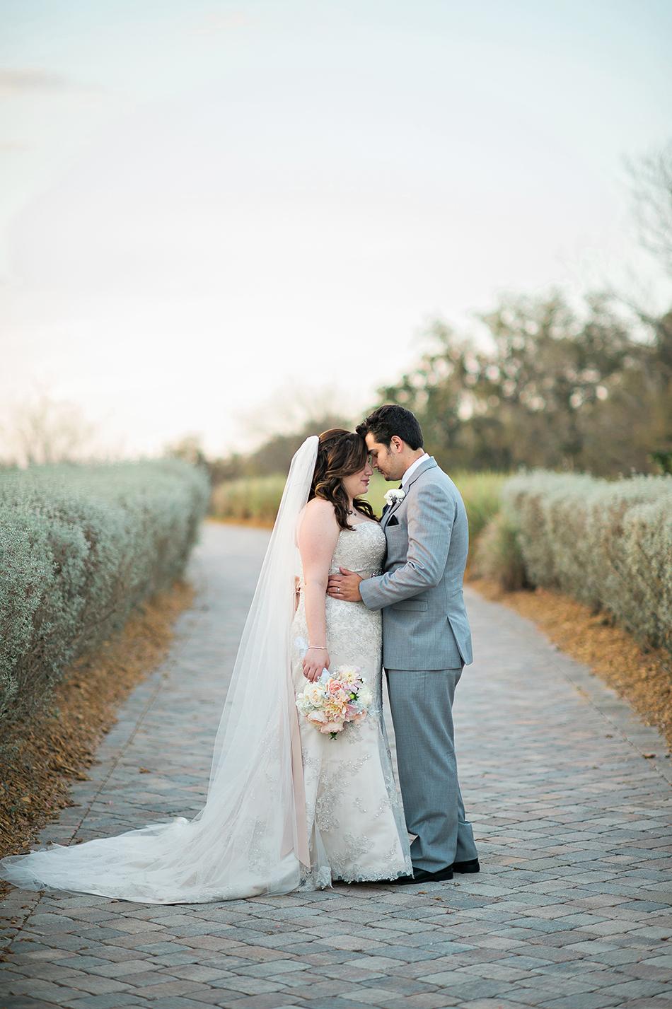 bella collina outdoor wedding