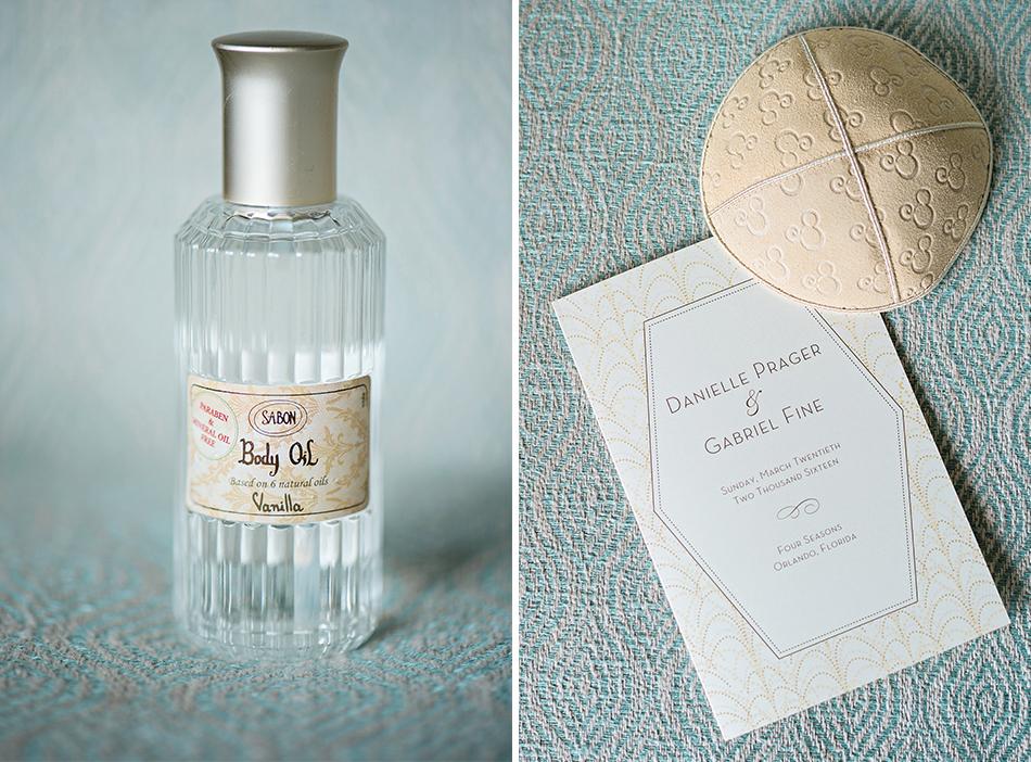 jewish wedding necessities