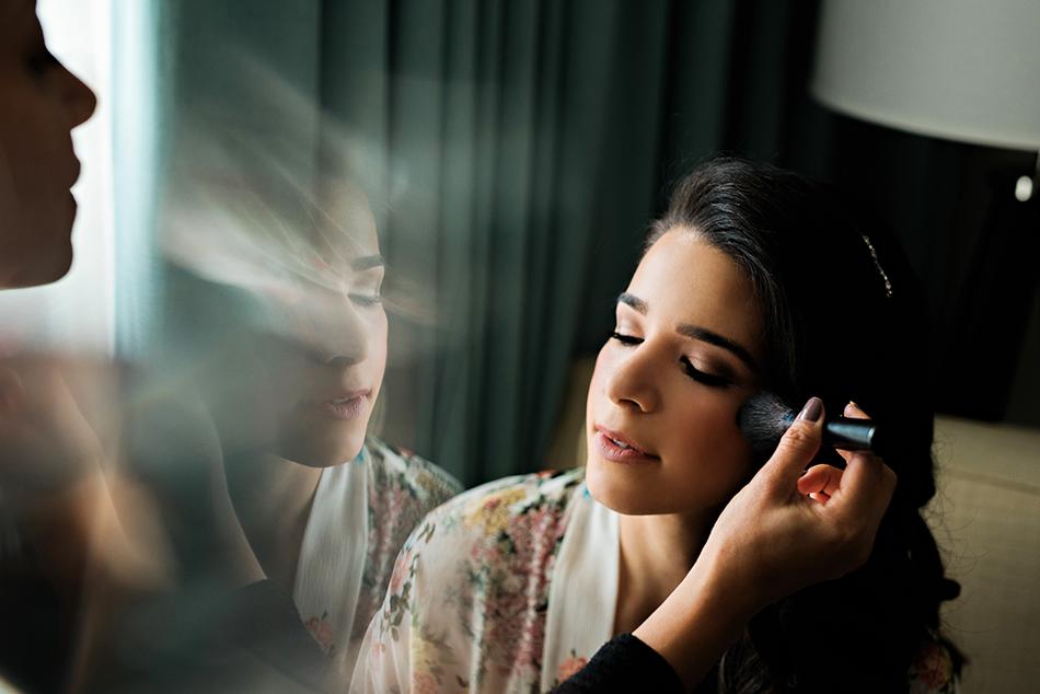LeJeune Artistry wedding makeup