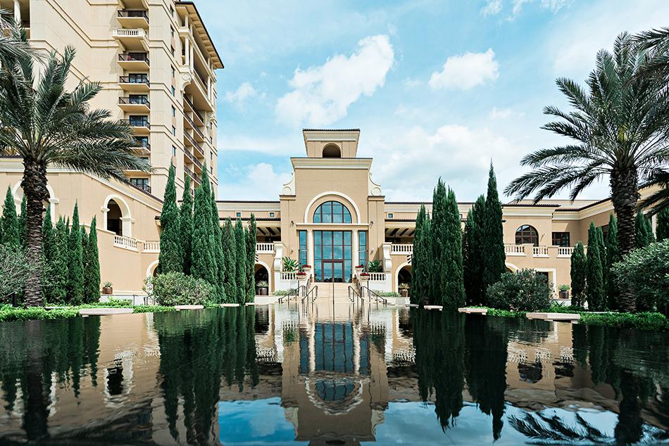 Gorgeous four seasons orlando hotel