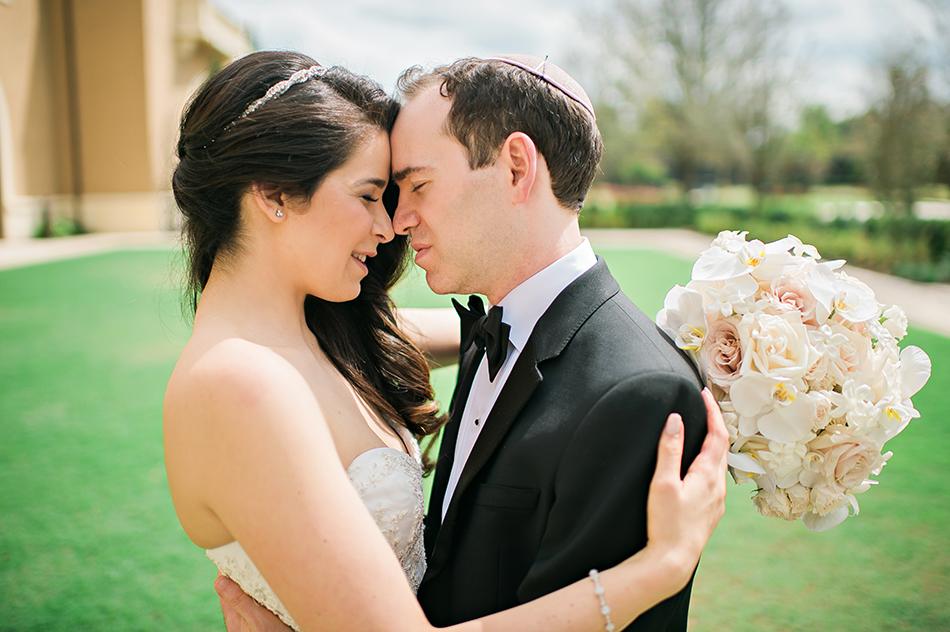 Garden Inspired Jewish Wedding Danielle And Gabriel