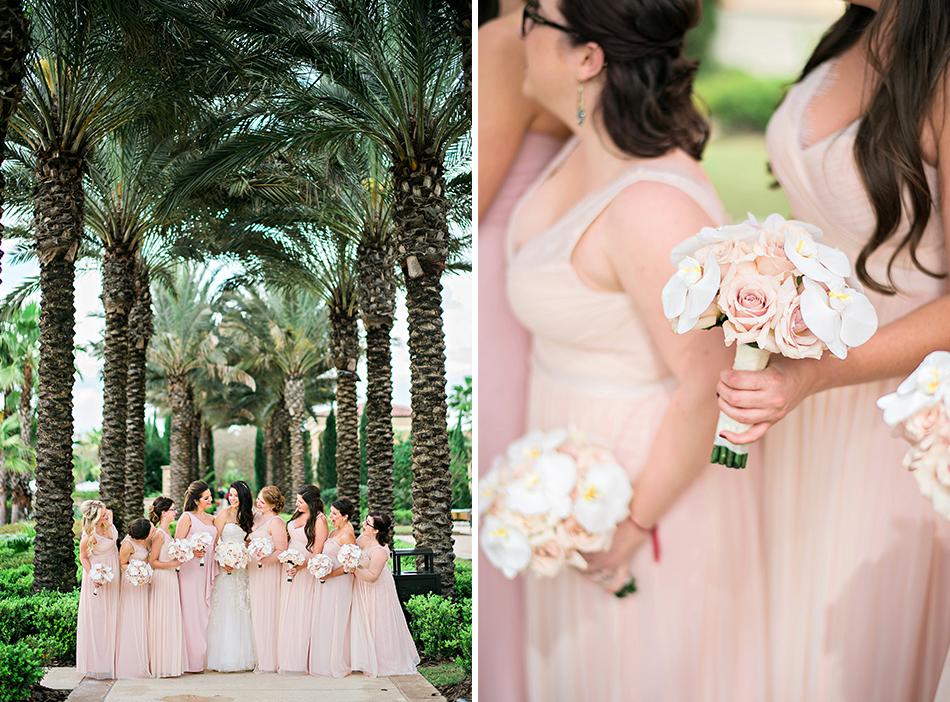simple and elegant wedding bouquet