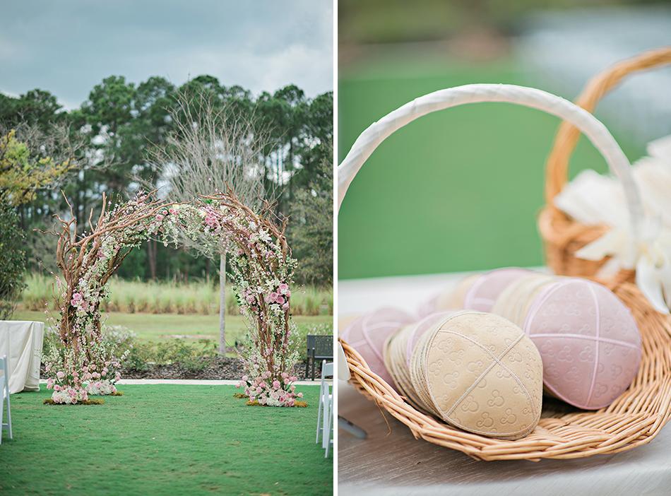 jewish wedding ceremony details