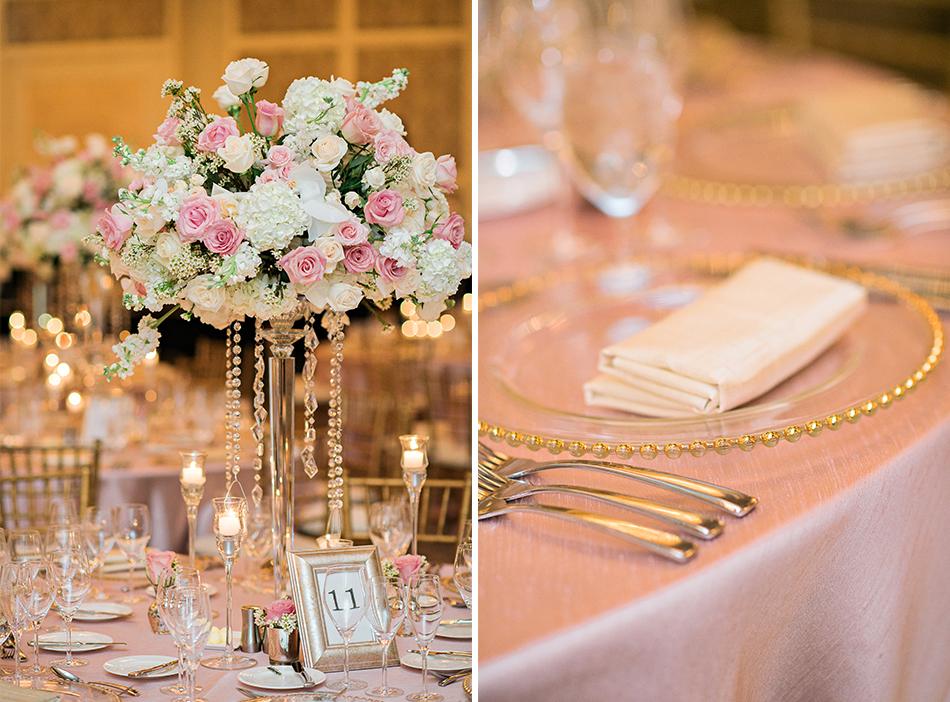 four seasons ballroom reception