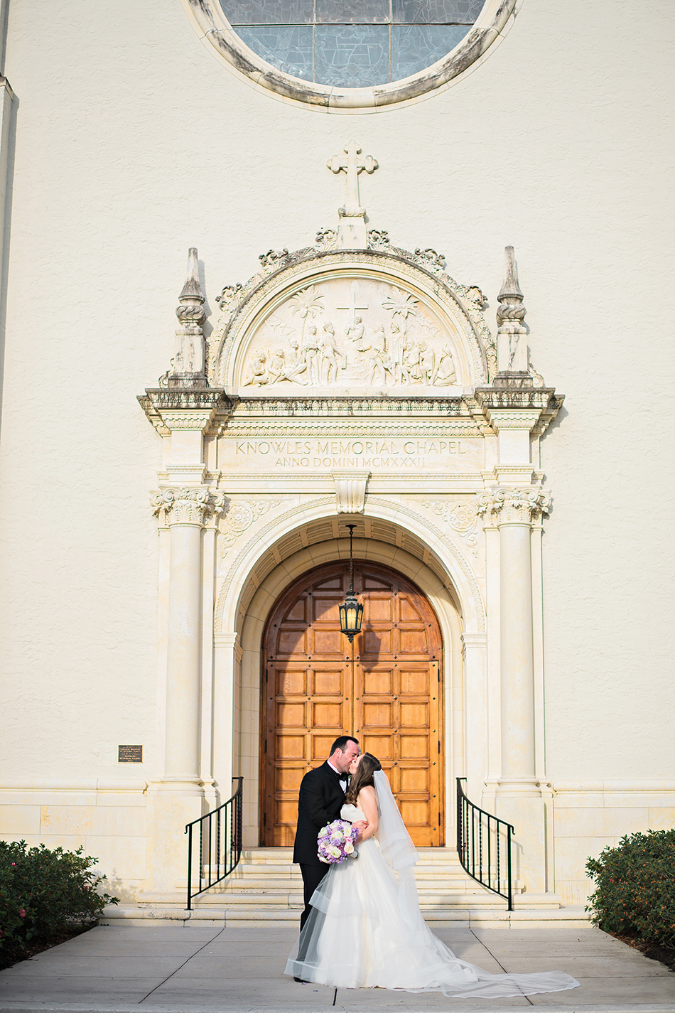 winter park catholic wedding ceremony
