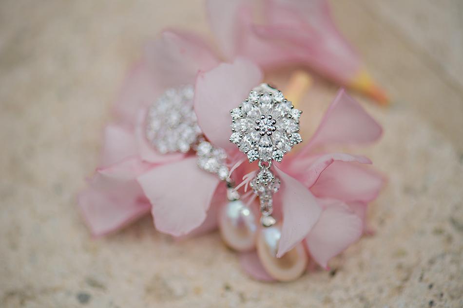 luxurious bridal jewelry