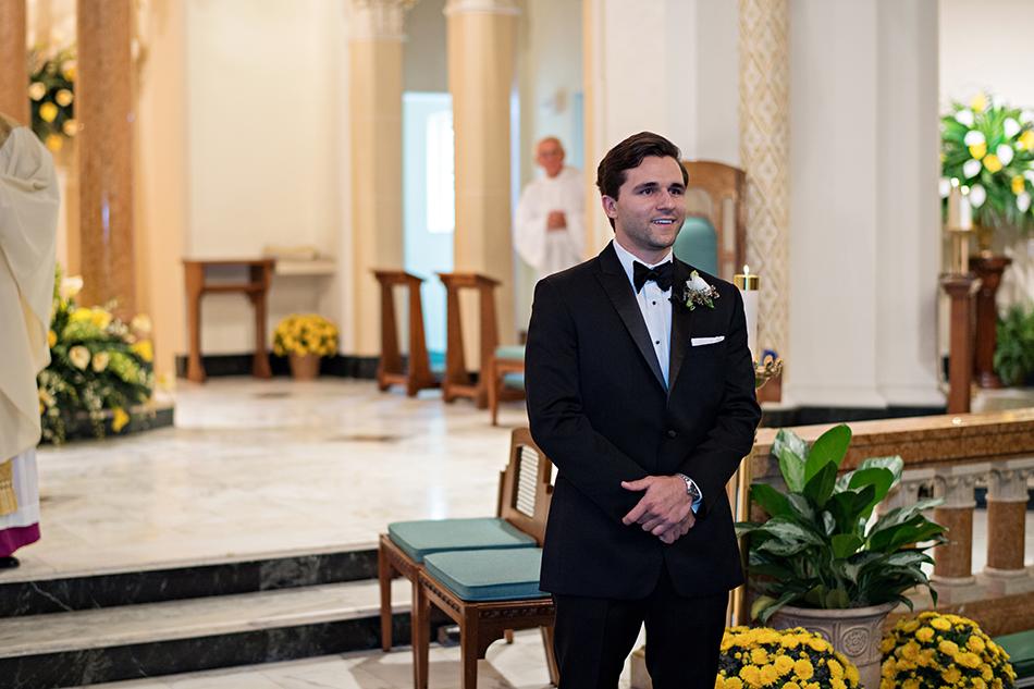 traditional catholic wedding ceremony