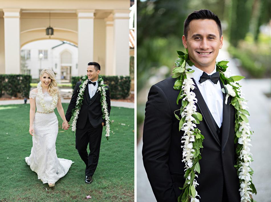 Samoan groom attire