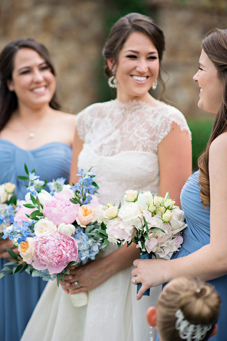 Pastel summer wedding at Bella Collina