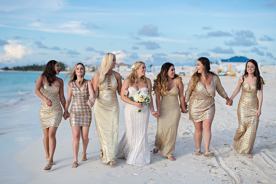 Hilton at Resorts World Bimini wedding