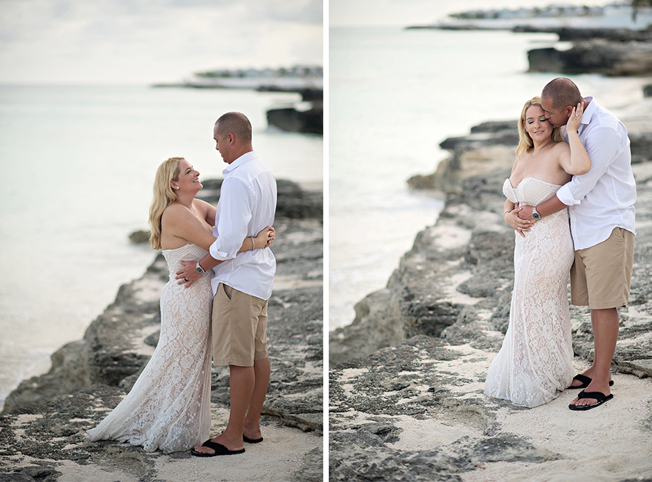 After Wedding photoshoot in Bimini Bahamas