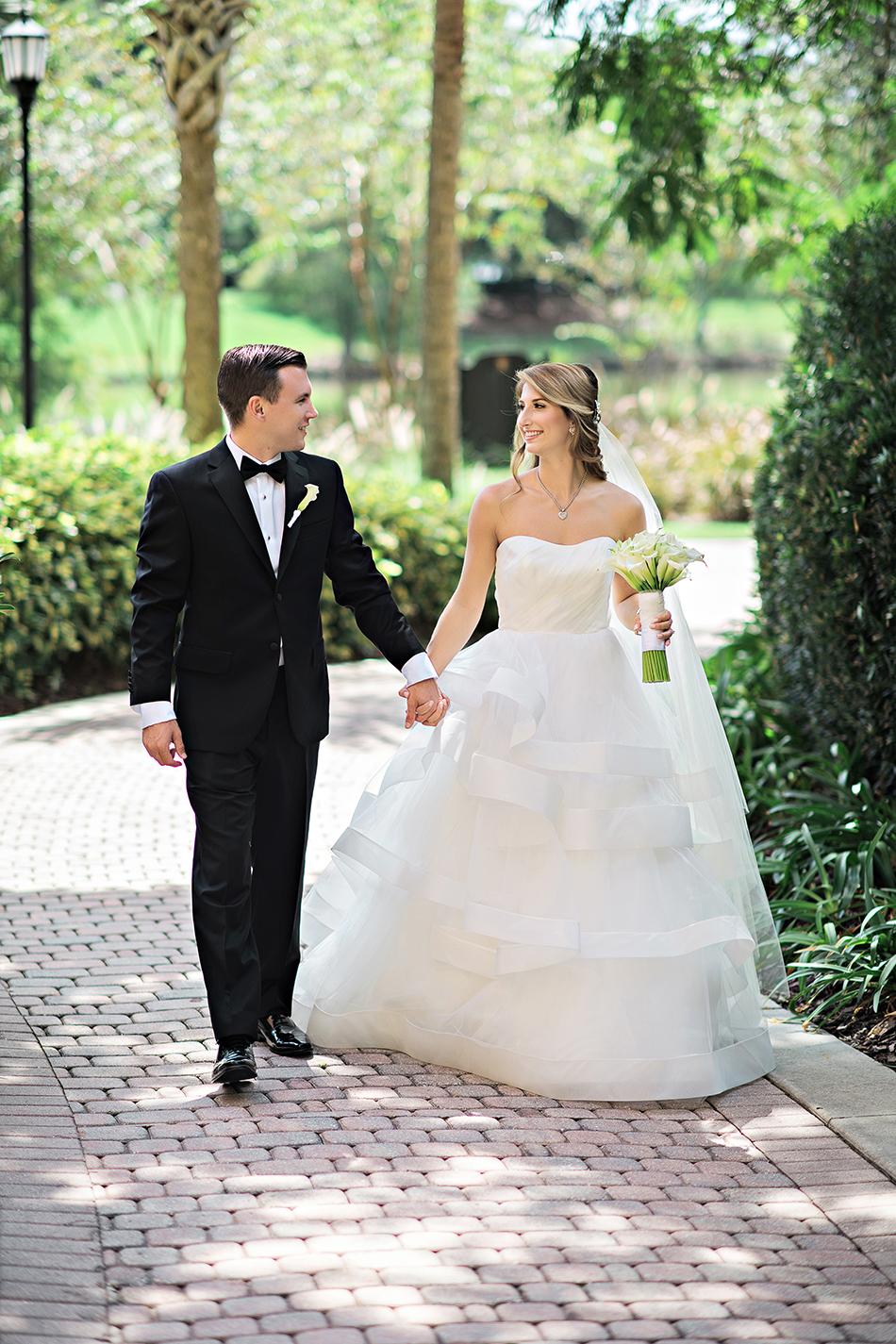 jw marriott wedding in orlando, fl