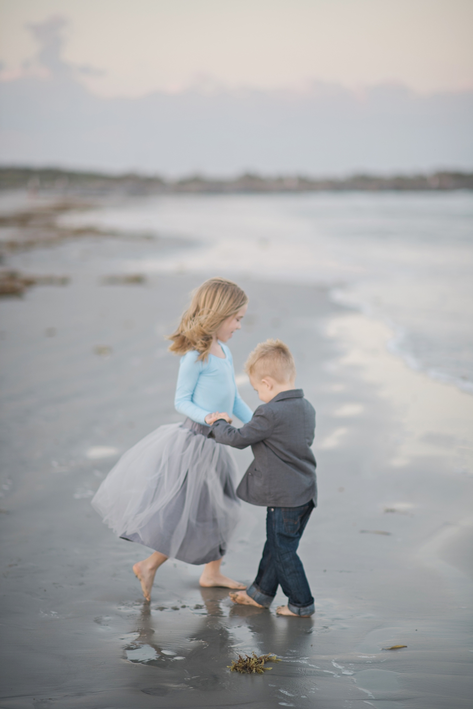 Best kids photography - beach kids photos
