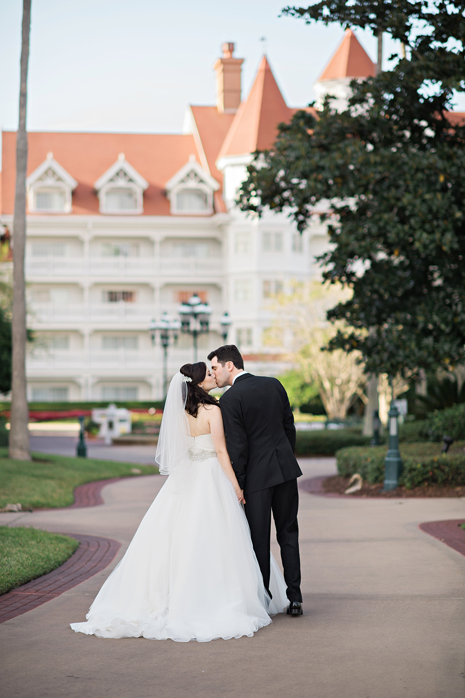 Disney Bride, Grand Floridian Disney Wedding