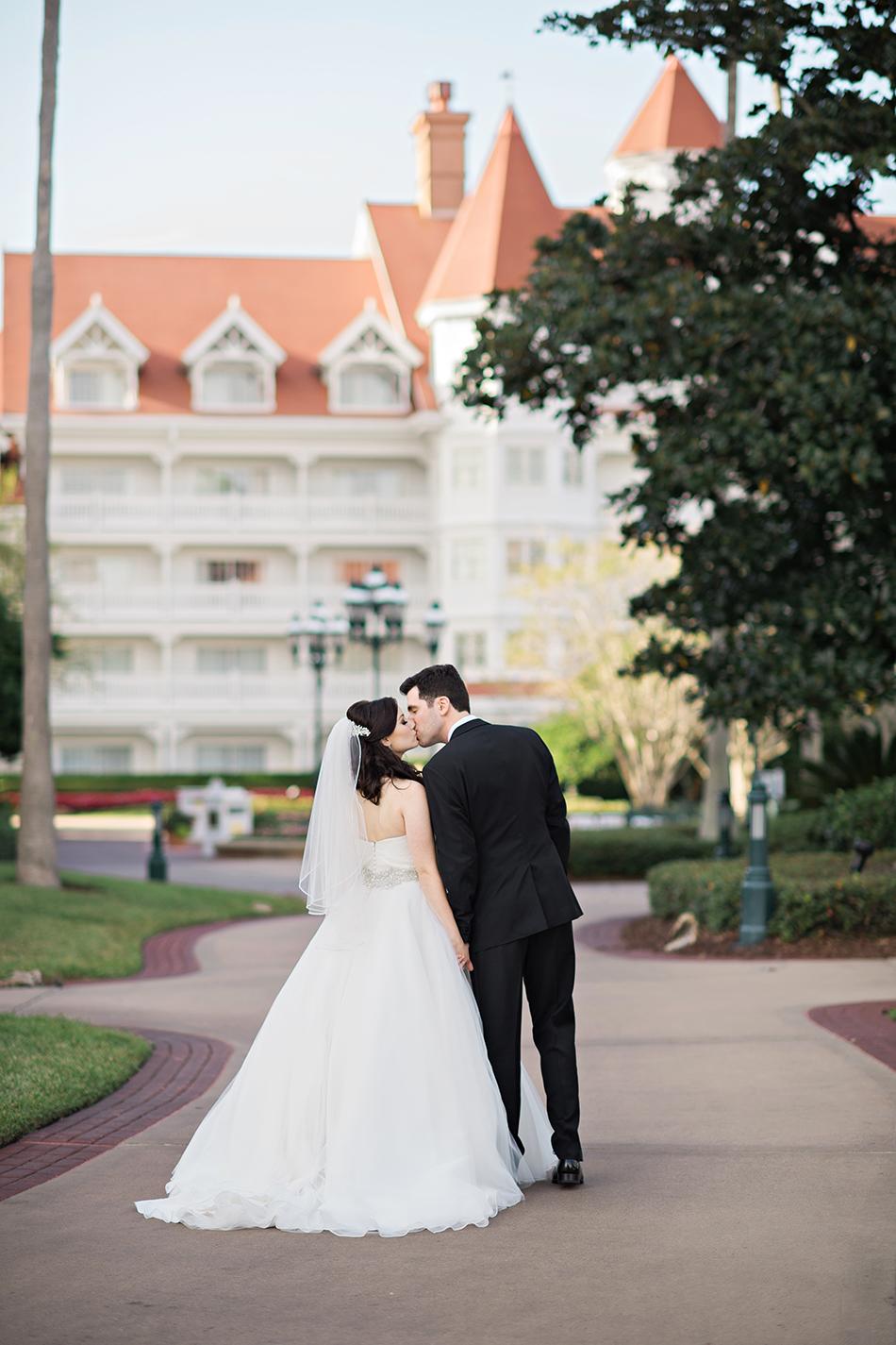 Disney Bride, Grand Floridian Disney Wedding