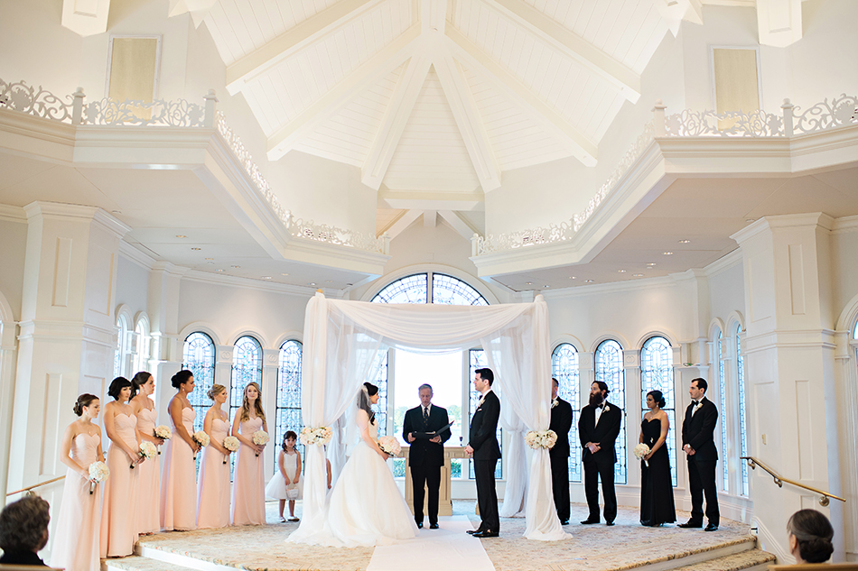 Disney wedding pavilion