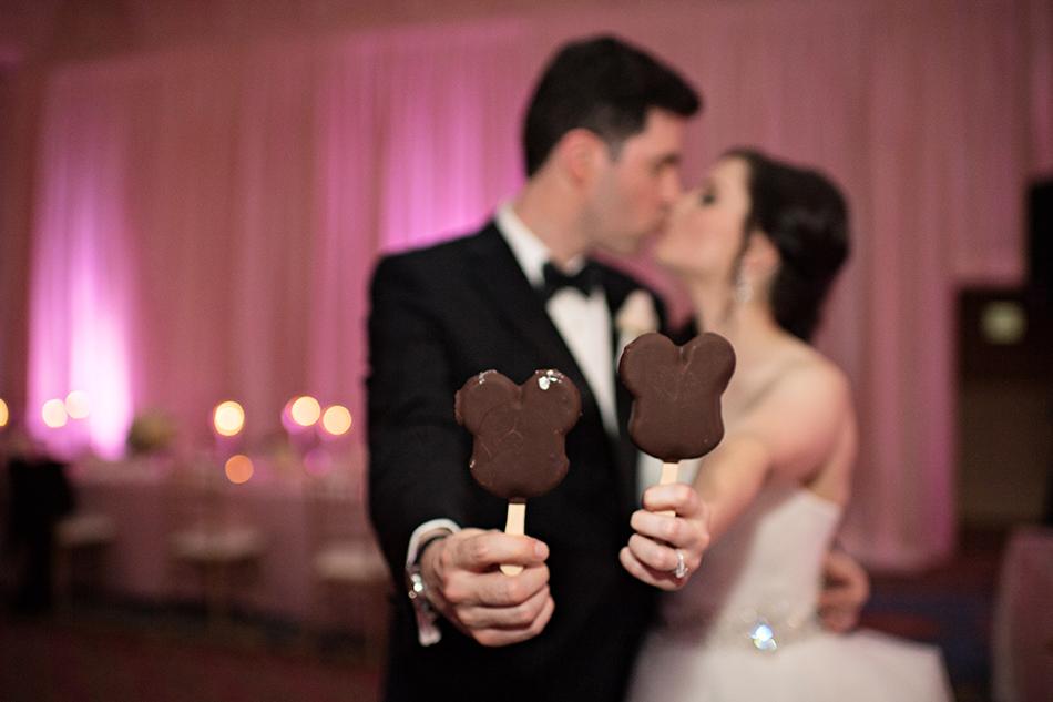 Mickey ice cream
