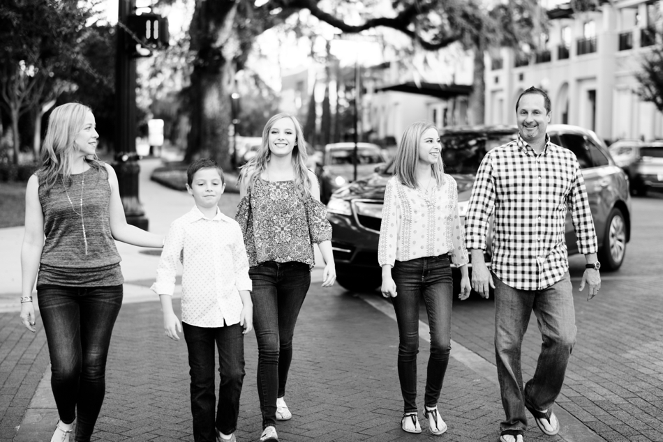 winter park family photography