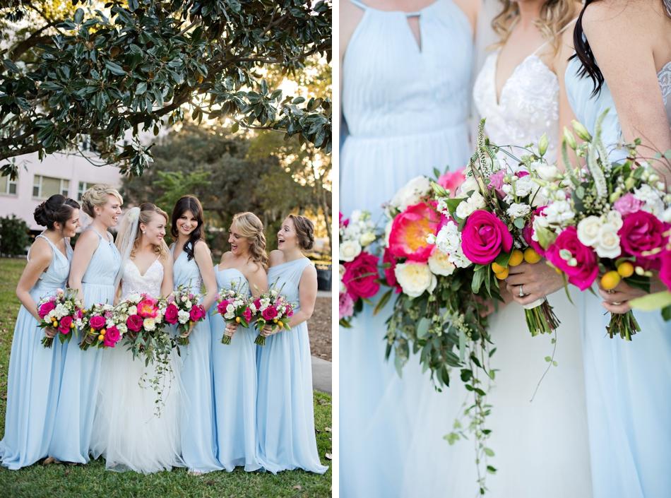 unique fall wedding palette